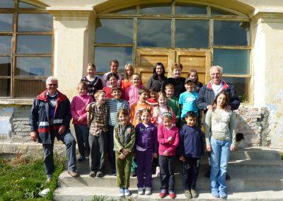 2011 - Hulp aan naschoolse opvang achterstandskinderen