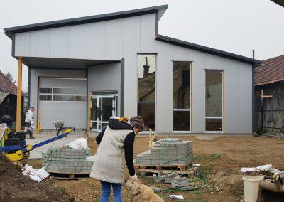 2015 - Een nieuwe winkel in Gheorgheni